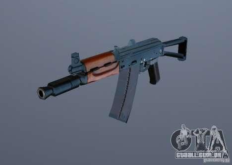 AK-74y para GTA Vice City