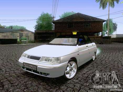 LADA 21103 Maxi para GTA San Andreas esquerda vista