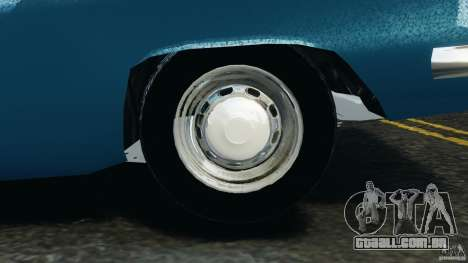 Renault Torino 380 W para GTA 4 vista lateral