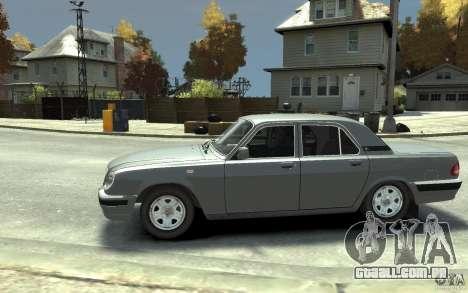 GAZ Volga 31105 para GTA 4 esquerda vista