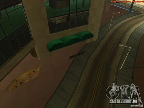 20th floor Mod V2 (Real Office) para GTA San Andreas segunda tela