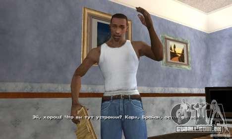 Crack para a versão Steam do GTA San Andreas para GTA San Andreas sétima tela