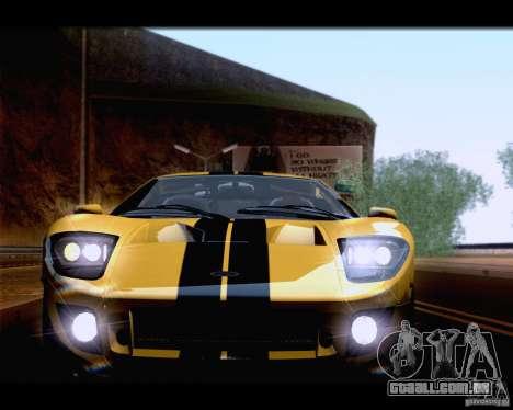 SA_NGGE ENBSeries para GTA San Andreas segunda tela
