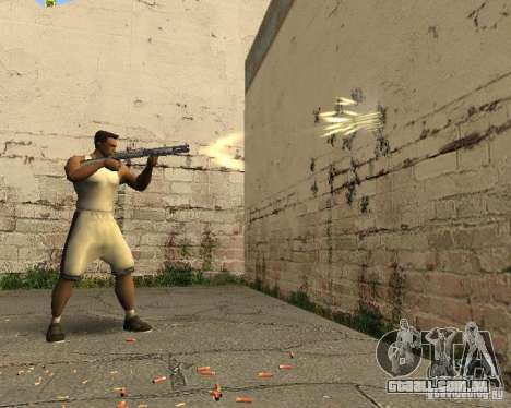 Estes forros (mangas) para GTA San Andreas