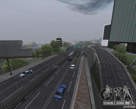 Novas estradas para GTA San Andreas terceira tela
