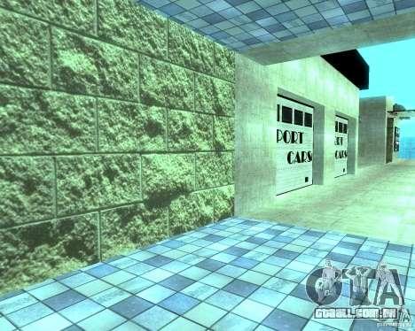 HD Motor Show para GTA San Andreas sétima tela