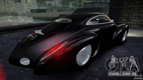 Holden Efijy Concept para GTA 4 esquerda vista