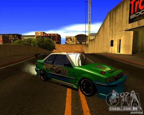 GTA VI Futo GT custom para vista lateral GTA San Andreas
