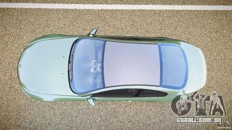 BMW M6 v1.0 para GTA 4 vista de volta