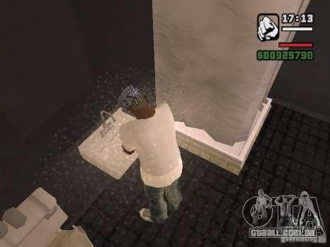 A possibilidade realista de para GTA San Andreas terceira tela