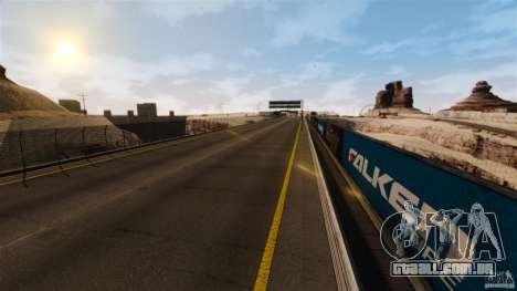 Ambush Canyon para GTA 4 sexto tela