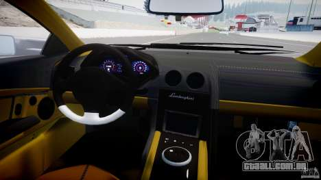 Lamborghini Reventon v2 para GTA 4 vista direita