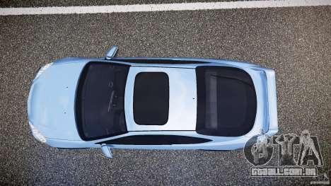 Acura RSX TypeS v1.0 Volk TE37 para GTA 4 vista direita