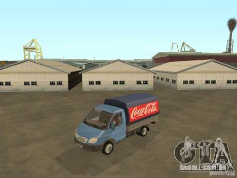 3302 gazela v. 2.0 para GTA San Andreas