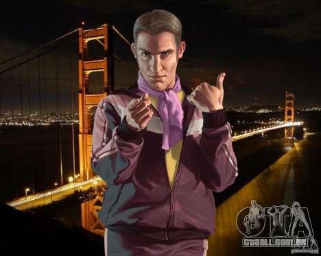 Tela de boot em San Francisco para GTA 4 quinto tela