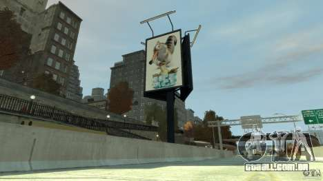 New gas station para GTA 4 nono tela
