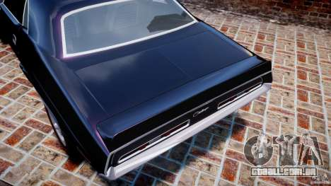Dodge Challenger 1971 RT para GTA 4 rodas