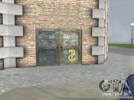 Negócio jurídico Cidžeâ para GTA San Andreas terceira tela