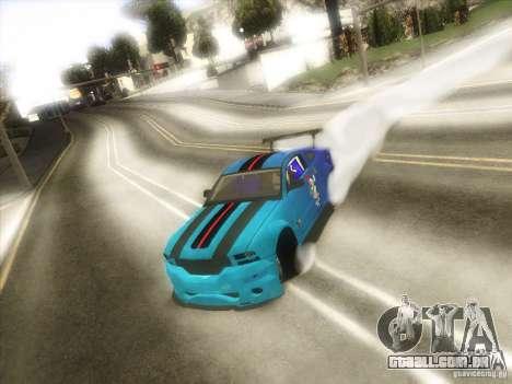 Tratamento Mod para SA: MP para GTA San Andreas
