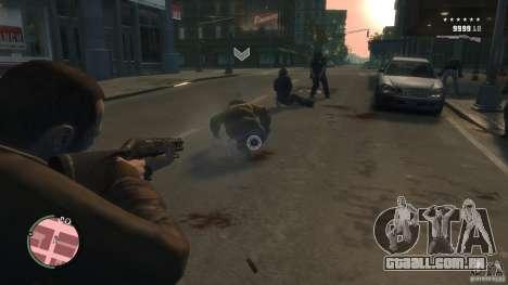 Contagium v1.2b para GTA 4 segundo screenshot