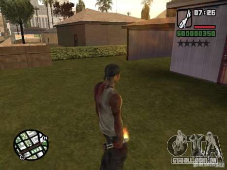 Markus young para GTA San Andreas twelth tela