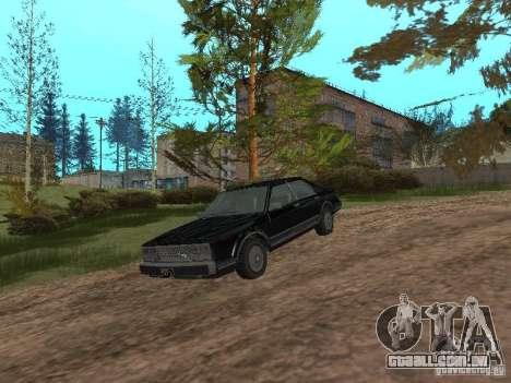 Romano é taxi do GTA 4 para GTA San Andreas