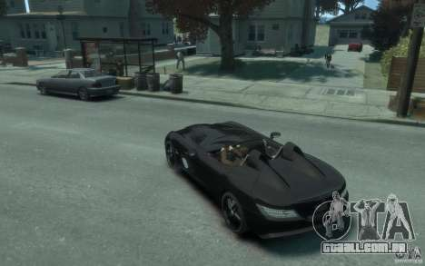 Mercedes Benz SLR McLaren Stirling Moss 2010 EPM para GTA 4
