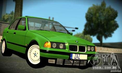 BMW E36 320i para GTA San Andreas