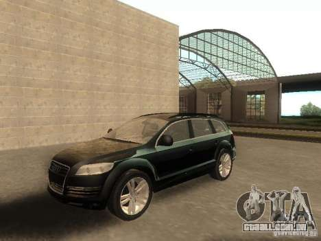 Audi Q7 TDI Stock para GTA San Andreas