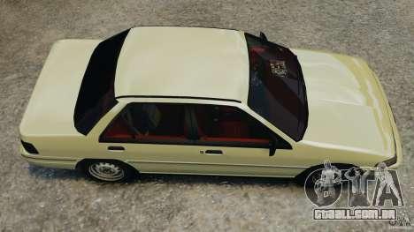 Mercury Tracer 1993 v1.1 para GTA 4 vista direita