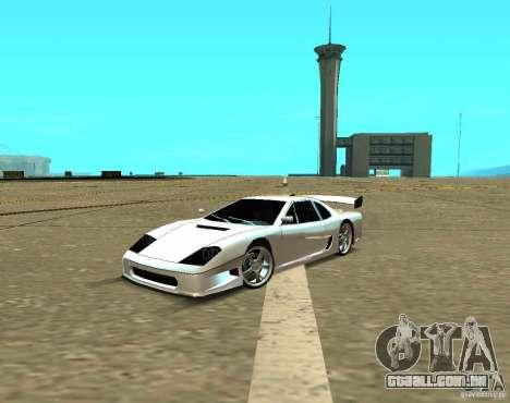 Azik Turismo para GTA San Andreas