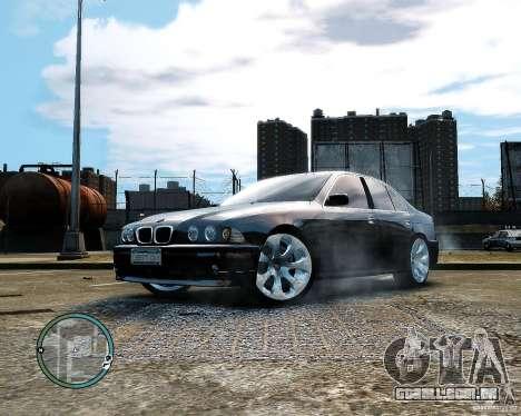 BMW 530I E39 [Final] para GTA 4