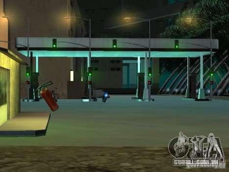Nova cidade v1 para GTA San Andreas segunda tela