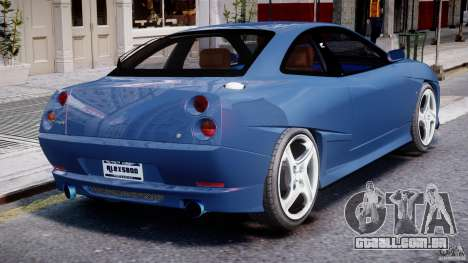 Fiat Coupe 2000 para GTA 4 motor