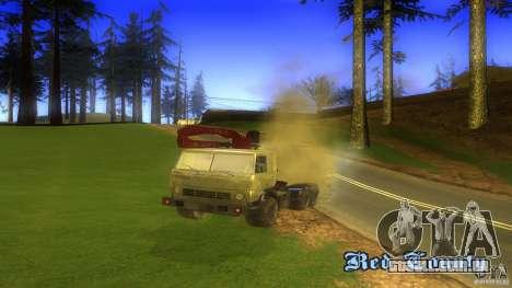 Kamaz para GTA San Andreas