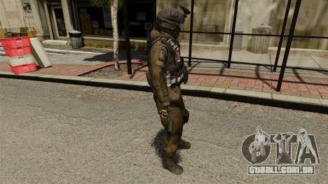 Phoenix Paratroopers para GTA 4 segundo screenshot
