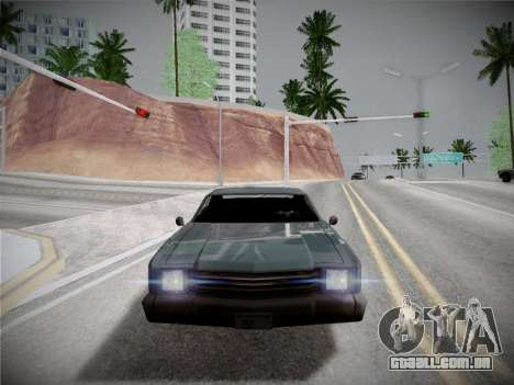 ENBSeries by Treavor V2 White edition para GTA San Andreas segunda tela