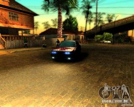 ENB For medium PC para GTA San Andreas terceira tela