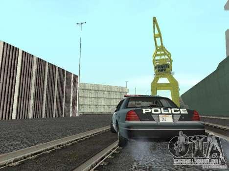 LowEND PCs ENB Config para GTA San Andreas sétima tela