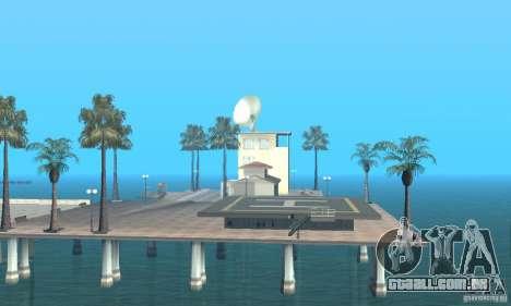 Dan Island v1.0 para GTA San Andreas