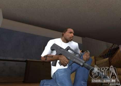 QCW-05 para GTA San Andreas