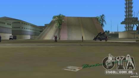 Stunt Dock V1.0 para GTA Vice City segunda tela