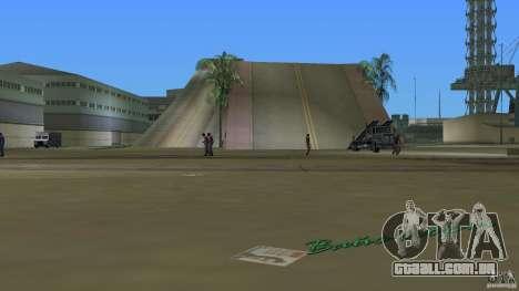 Stunt Dock V1.0 para GTA Vice City segunda tela