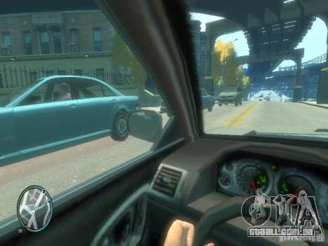 Tipo de carro para GTA 4 quinto tela