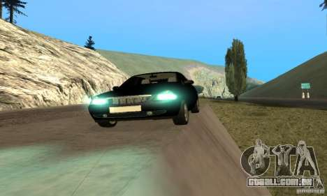 Van LADA priora para GTA San Andreas