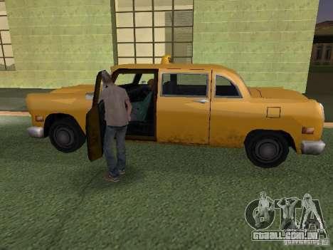 Espaço animado v 1.0 para GTA San Andreas sétima tela