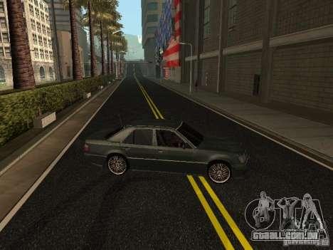 Novas estradas em Los Santos para GTA San Andreas sexta tela