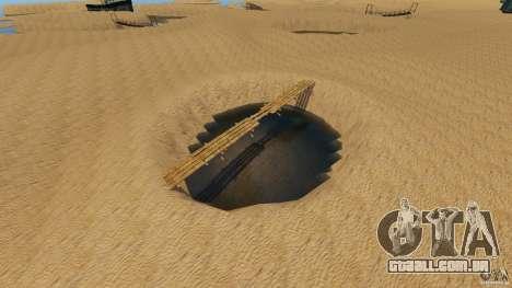 Deserto de Gobi para GTA 4 terceira tela