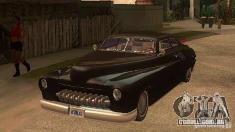Hermes HD para GTA San Andreas
