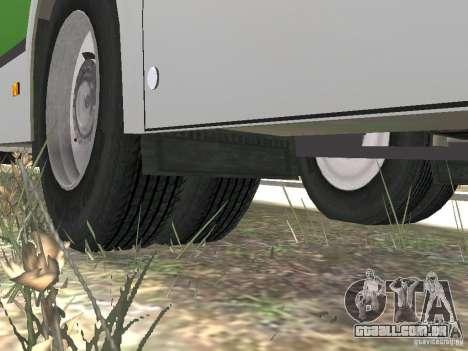 LIAZ 5256.25 para GTA 4 vista lateral